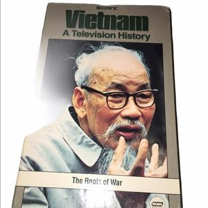 Sony Other - Vietnam a television history VHS tapes